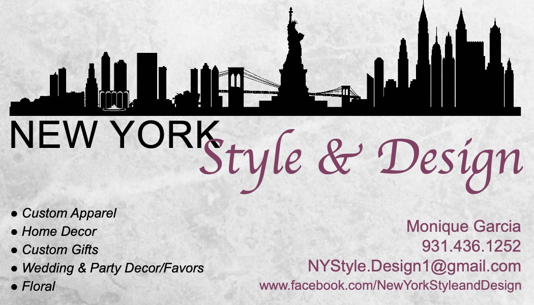 New York Style & Design