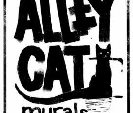 Alley Cat Murals