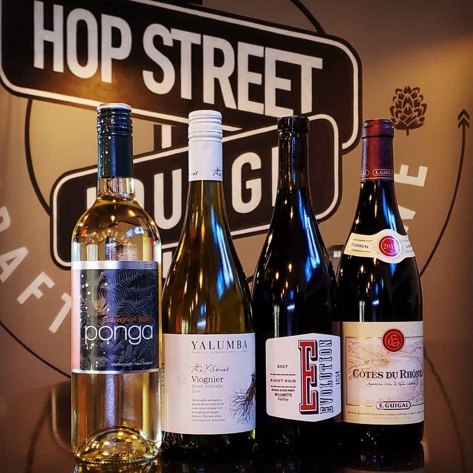 Hop Street Bar & Lounge