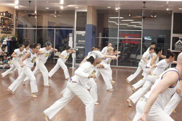 Axé Capoeira Tucson