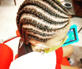 Natural Hair Styling by Lety