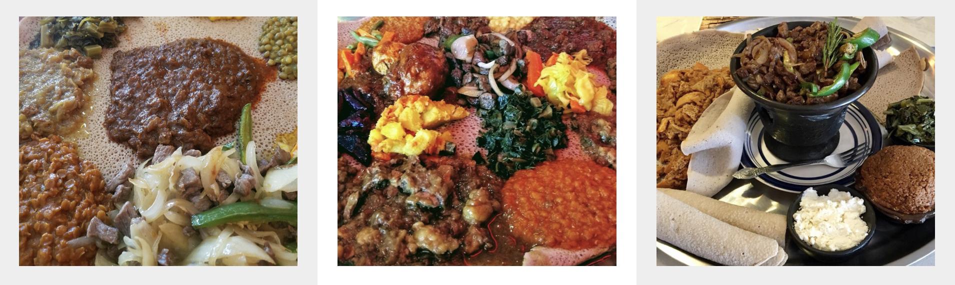 Abyssinia Restaurant and Cafe Ethiopian Cuisine