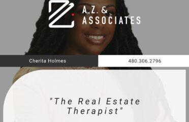 Cherita Holmes, A.Z. Associates