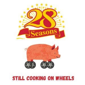 28 Seasons Still Cooking on Wheels